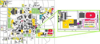 Wsu Parking Map Trivia Night With Wsu Swe Section Society Of Women Engineers