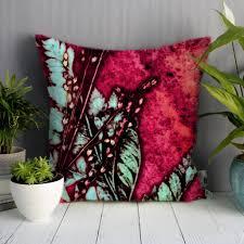 botanical design floral sofa cushions tropical style by gillian