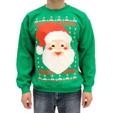 santa sweater big santa claus sweatshirt