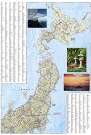 Map Of Okinawa Japan National Geographic Adventure Map National Geographic