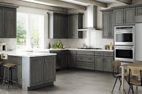 kitchen cabinets gray stain easy kitchen cabinets rta or assembled all wood ship
