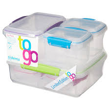 where to buy to go boxes buy sistema to go food storage containers set of 6 online at