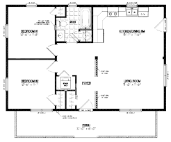 20 30 cabin floor plans beauteous 24 x 36 corglife