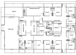 Home Office Floor Plan Interesting Design Ideas Medical Office Floor Plans Layout Home