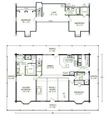 satterwhite log homes the texan w loft option 1