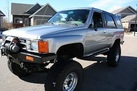 used toyota 4runner parts for sale 1986 toyota 4runner addicted offroad is a service parts