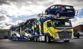 volvo commercial new volvo fm car transporter for j u0026p vehicle deliveries