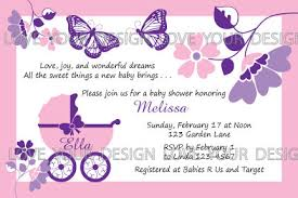 Butterfly Invitations Butterfly Baby Shower Invitations Orionjurinform Com