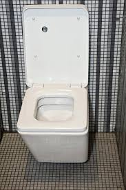 Square Toilet by Toilet Brisk Living
