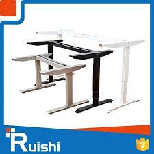 Hydraulic Desk Desk Motorized Desk Legs Hydraulic Furniture Legs Find This Pin