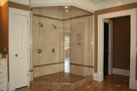 bathroom fiberglass shower stalls frameless glass shower