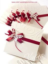 handmade invitations handmade wedding invitations 1000 ideas about handmade