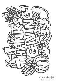 awesome happy thanksgiving coloring pages happy thanksgiving