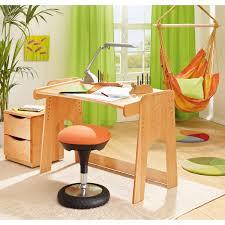 Holz Schreibtisch H Enverstellbar Tino