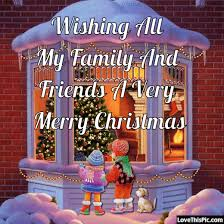 wishing all my family and friends a merry pictures