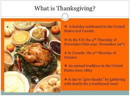 thanksgiving history story facts origin about