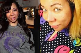 tiny color tameka tiny harris injects silicone in her eyes to change color