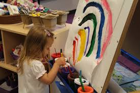 how to incorporate aba in art activities