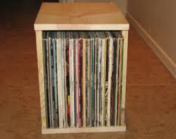 Vinyl Record Bookcase Vinyl Record Storage Etsy
