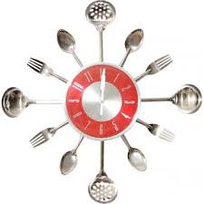 horloge murale cuisine originale horloge de cuisine moderne best cuisine moderne with