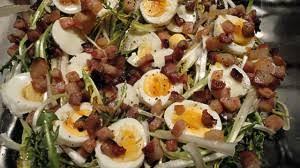 cuisiner le pissenlit salade de pissenlits