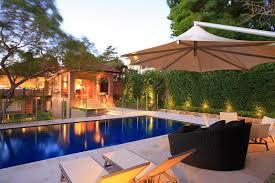 Backyard Swimming Pool Landscaping Ideas Brilliant Rectangular Pools Landscaping Ideas Builder Lists 5