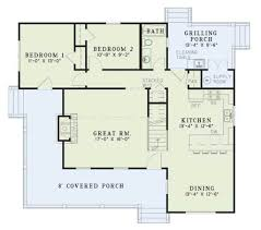 1950 u0027s three bedroom ranch floor plans small ranch house plan