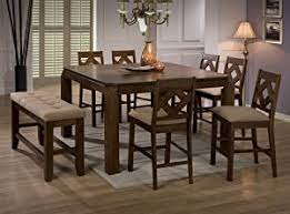 Amazon Com Acme 70000 Apollo by Stunning 8 Piece Dining Room Set Pictures Moder Home Design