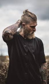 what is a viking haircut the 25 best man bun with fade ideas on pinterest man hair bun