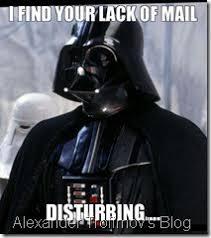 Mail Meme - where s mah mail dude meme edition it is etc