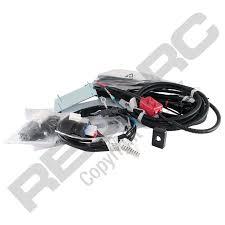 mitsubishi triton tow pro wiring kit redarc electronics