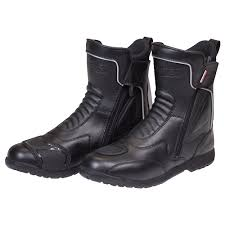 leather motorcycle riding boots antonio waterproof boots sedici