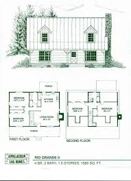 cabin homes plans log cabin house plans home design troutman small troutman p