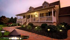 Custom Landscape Lighting by Placement Of Landscape Lighting I Lighting Llc