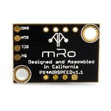 Mro Stock by Mro I2c Airspeed Sensor Jst Gh Updated