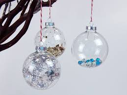 contemporary decoration clear bulbs ornaments 4