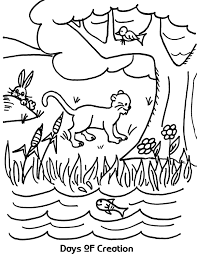 creation coloring pages u2013 pilular u2013 coloring pages center