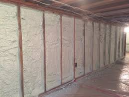 finished basement insulation in british columbia