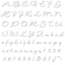 fancy letter templates letter idea 2018