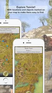 Glenumbra Treasure Map The Eso App Theesoapp Twitter