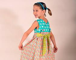 little girls dress etsy