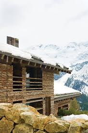 Log Home Decor Catalogs Thomas Flohr U0027s Fortress In St Moritz Swiss Alps Pierre