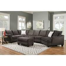 sofa sectional with cuddler wayfair