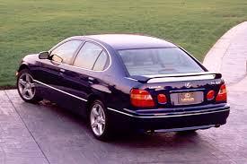 1998 lexus gs400 1998 05 lexus gs 300 400 430 consumer guide auto