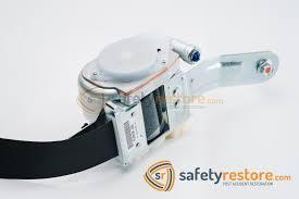 lexus seat belt warranty 65 seat belt pretensioner repair