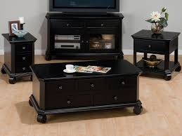 Black Living Room Tables Furniture Table Furniture Care And Maintenance