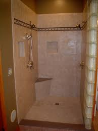 Bathroom Stalls Without Doors Designs Beautiful Bathtub Decor 41 Tile Shower Without Doors