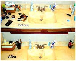 Bathroom Vanity Organizers Ideas Bathroom Vanity Organizers Bathroom Counter Organization Ideas