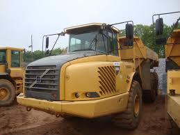 volvo haul trucks for sale articulated dump