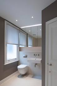 Family Bathroom Design Ideas by Recessed Mirror Cabinets Shelf Above Concealed Cistern Similar
